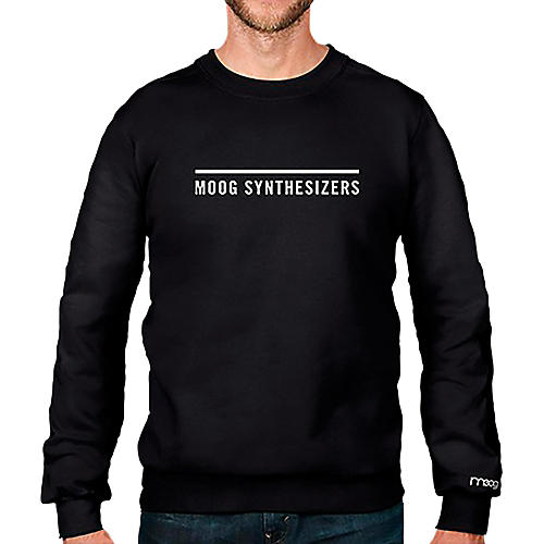 Moog Synthesizers Crewneck Sweatshirt-thumbnail