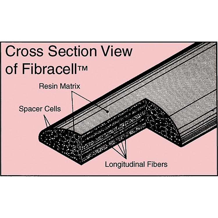Fibracell Synthetic Bass Clarinet Reed Strength 2