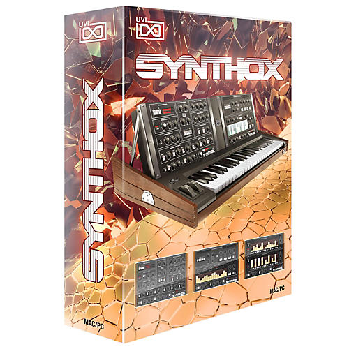 UVI Synthox Italian Super Synth