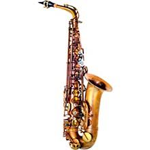 P. Mauriat System 76 Professional Alto Saxophone Un-lacquered