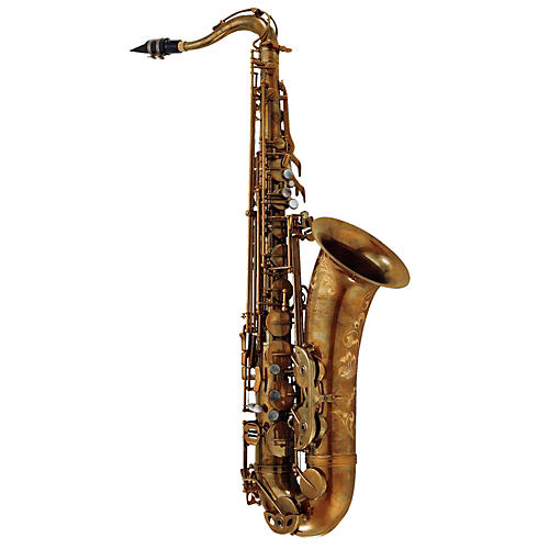 P. Mauriat System 76 Professional Tenor Saxophone Un-lacquered