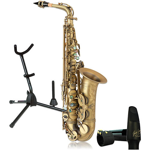 P. Mauriat System-76ADK Professional Dark Lacquered Alto Saxophone Kit
