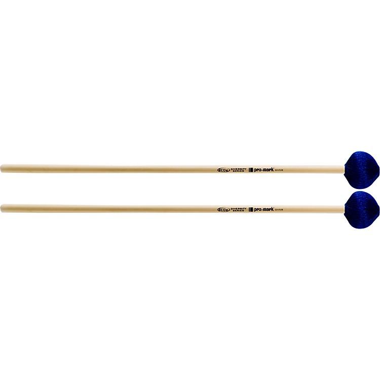 PROMARKSystem Blue Diversity Series MalletsDV8R Hard RattanVibe