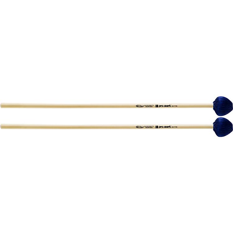 PROMARKSystem Blue Diversity Series MalletsDV7R Medium Hard RattanVibe