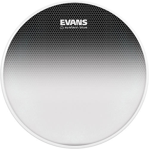 Evans System Blue Marching Tenor Drum Head 12 in.