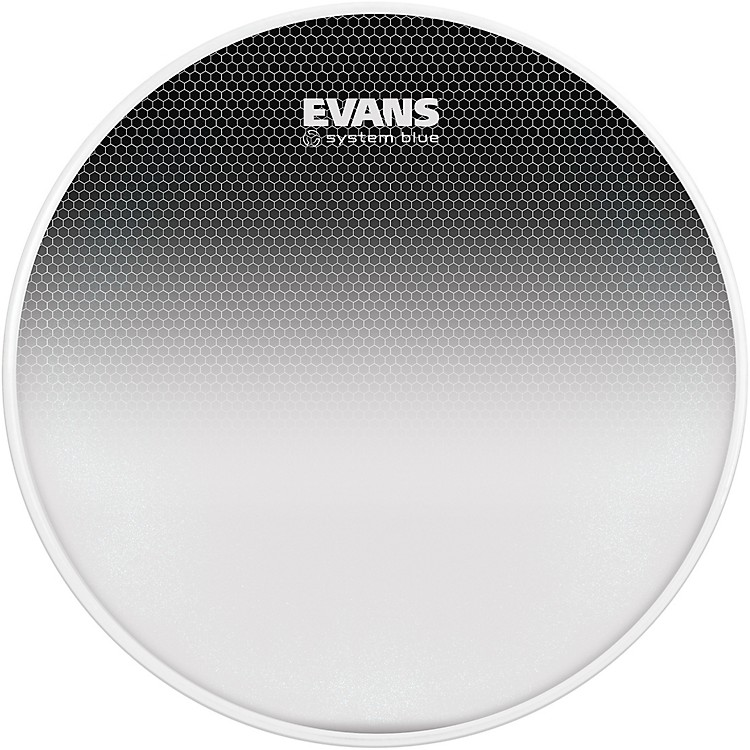 Evans System Blue Marching Tenor Drum Head 13 inch