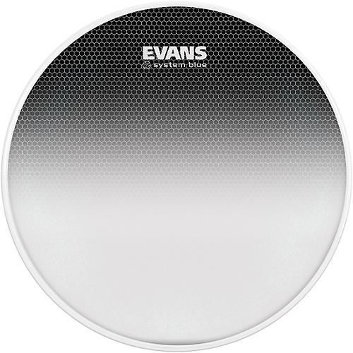 Evans System Blue Marching Tenor Drum Head