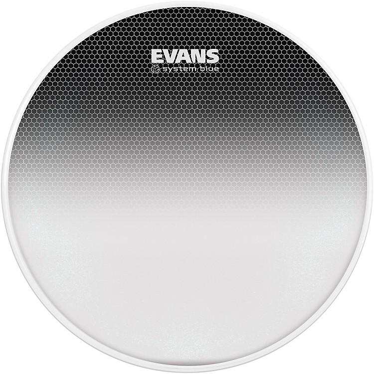 EvansSystem Blue Marching Tenor Drum Head14 inch
