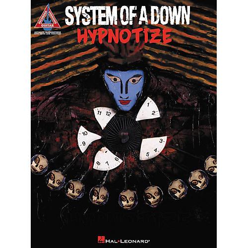 Hal Leonard System Down Hypnotize Guitar Tab Songbook