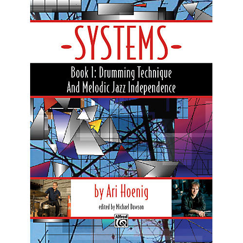 Alfred Systems, Book 1: Drumming Technique and Melodic Jazz Independence-thumbnail