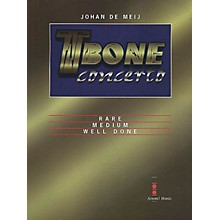 Amstel Music T-Bone Concerto (Complete - Score and Parts) Concert Band Level 5-6 Composed by Johan de Meij