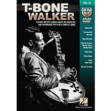 Hal Leonard T-Bone Walker - Guitar Play-Along DVD Volume 42