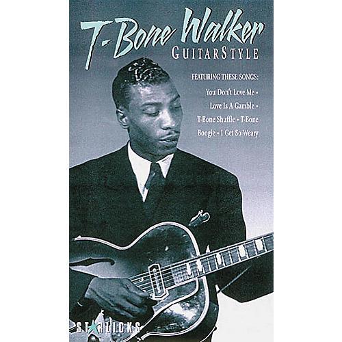 Hal Leonard T-Bone Walker Guitar Style Video