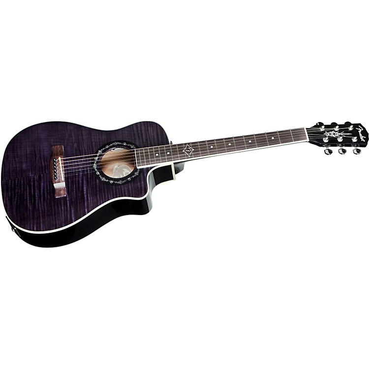 Fender T-Bucket 200CE Folk Acoustic-Electric Guitar