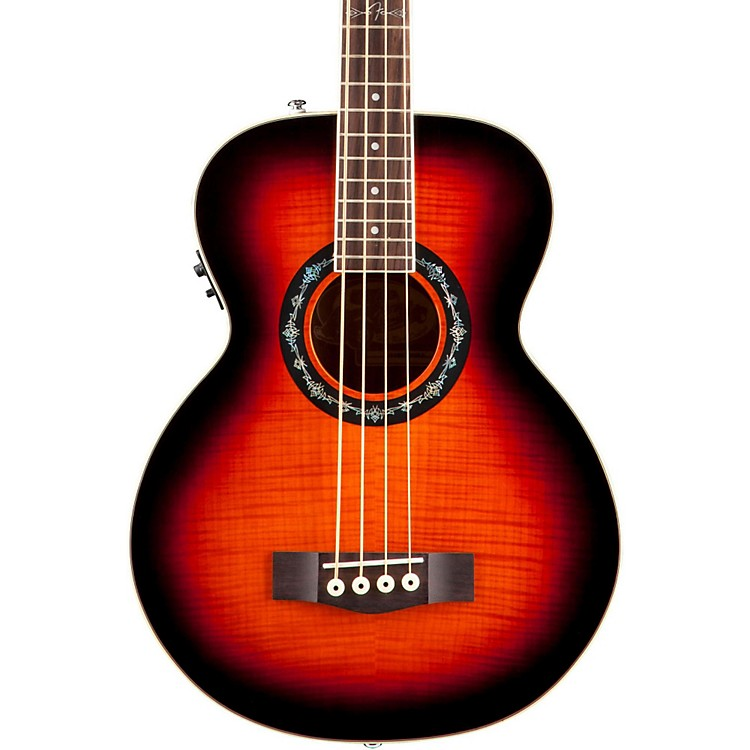 Fender T-Bucket Grand Concert Acoustic-Electric Bass 3 Color Sunburst