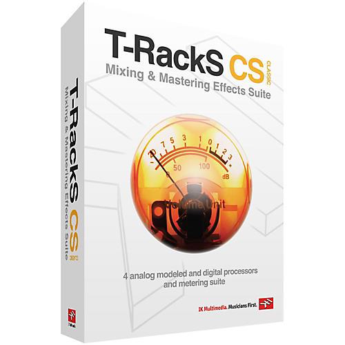 IK Multimedia T-RackS 3 Standard Software Update
