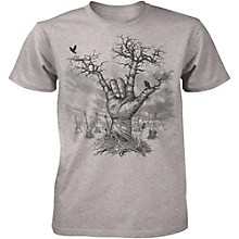 "Taboo T-Shirt ""Metal Hand Tree"" Medium"