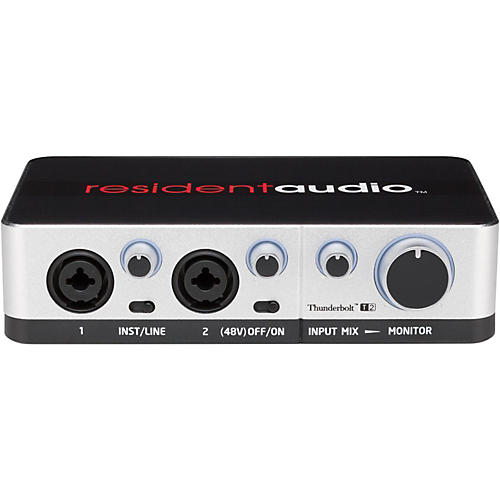 Resident Audio T2 2-Channel Thunderbolt Interface-thumbnail