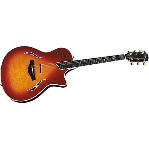 Taylor T5 Custom Acoustic-Electric Guitar with Maple Top