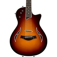 Taylor T5z Standard Cutaway T5 Electronics Spruce Top Acoustic-Electric Guitar Tobacco Sunburst
