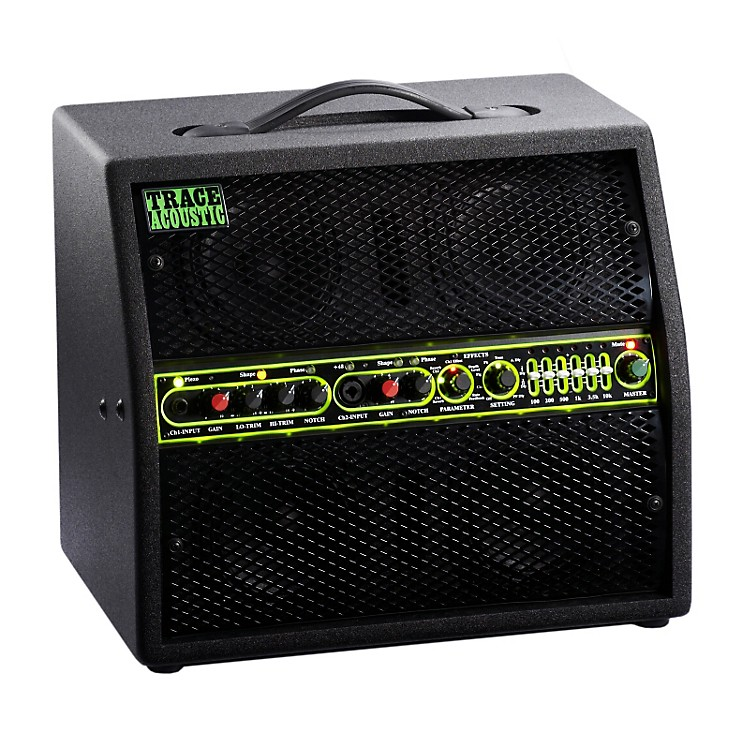 Trace ElliotTA 200 200W 4x5 Acoustic Combo AmpBlack
