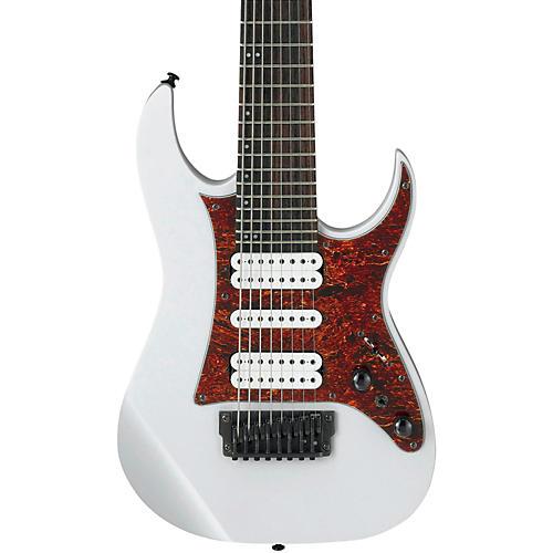 Ibanez TAM10 Tosin Abasi Signature 8-string Electric Guitar White