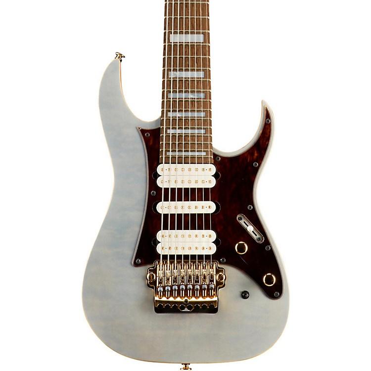 IbanezTAM100 Tosin Abasi Signature 8-string Electric GuitarTransparent Gray