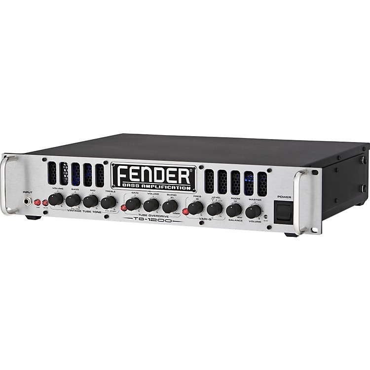 Fender TB-1200 120V Bass Amp Head