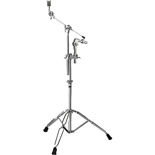 Pearl TC-800W Double Braced Tom/Cymbal Stand with TH-88S and CH-80 Holders-thumbnail