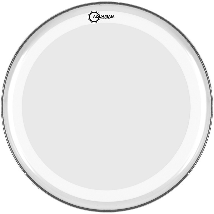 Aquarian TC Super Kick II Drumhead  22 Inches