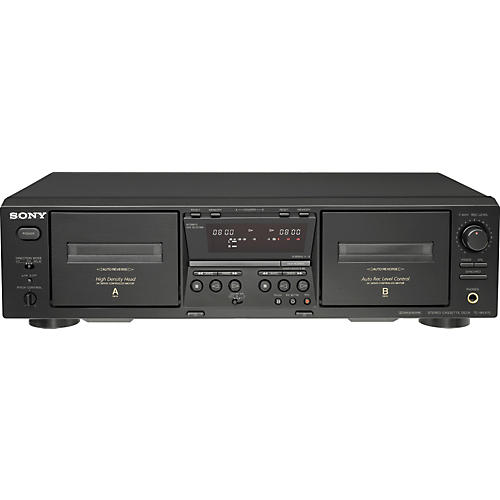 Sony TC-WE475 Dual Cassette Deck