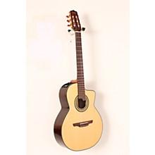Takamine TC135SC Classical 24-Fret Cutaway Acoustic-Electric Guitar Level 2 Natural 888366066225