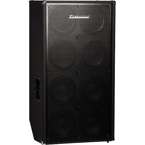 Traynor TC810 1600W 8x10 Bass Speaker Cabinet-thumbnail