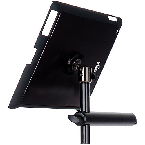 On-Stage Stands TCM9160 Tablet Mounting System with Snap-On Cover