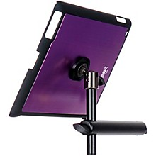 On-Stage Stands TCM9160P Purple Tablet Mounting System with Snap-On Cover