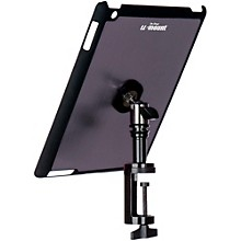On-Stage Stands TCM9163 Quick Disconnect Table Edge Tablet Mounting System with Snap-On Cover