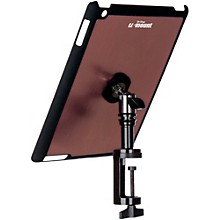 On-Stage Stands TCM9163 Quick Disconnect Table Edge Tablet Mounting System with Snap-On Cover Muave