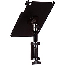 On-Stage Stands TCM9263 Quick Disconnect Table Edge Tablet Mounting System with Snap-On Cover for iPad Mini