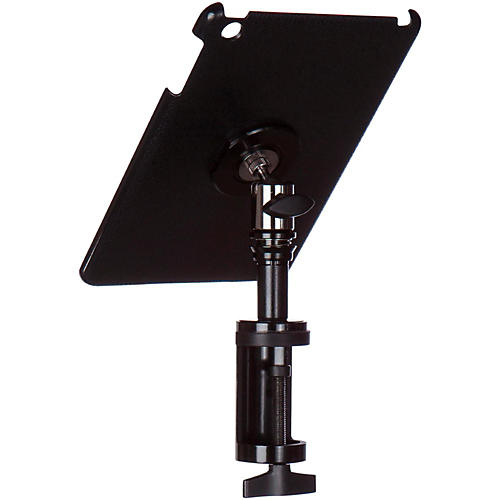 On-Stage Stands TCM9263 Quick Disconnect Table Edge Tablet Mounting System with Snap-On Cover for iPad Mini-thumbnail