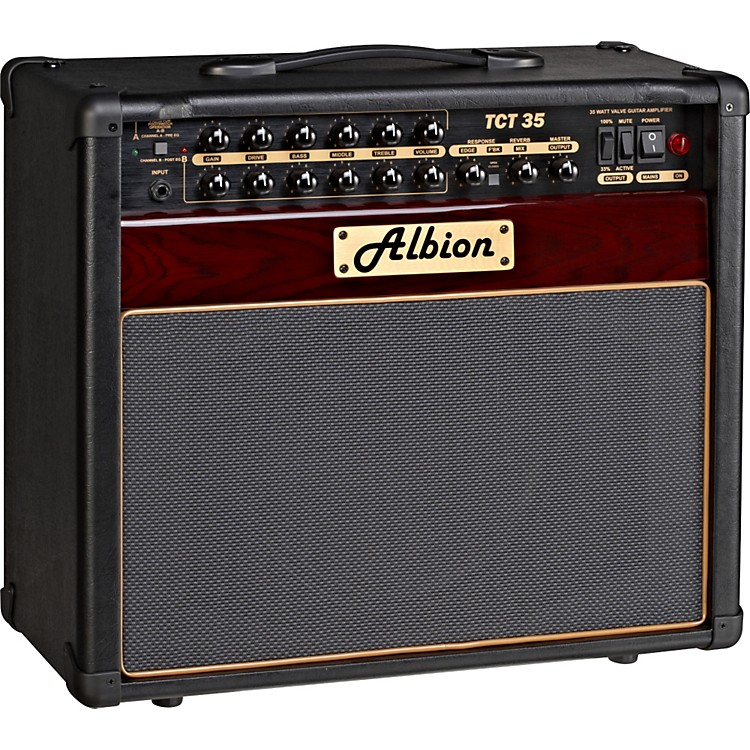 Albion Amplification TCT Series TCT35C 35W Tube Guitar Combo Amp