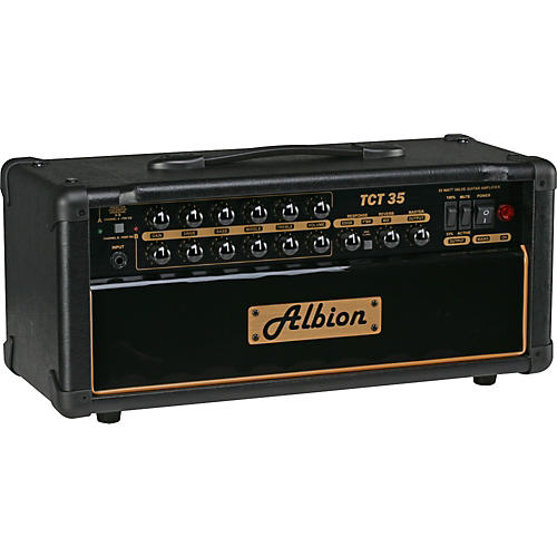 Albion Amplification TCT Series TCT35H 35W Tube Amp Head