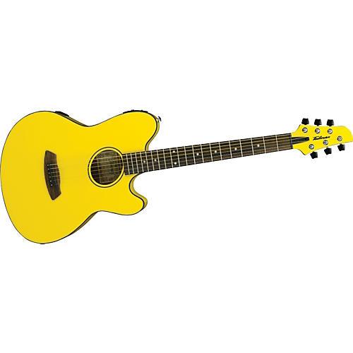 Ibanez TCY15E Talman Double Cutaway Acoustic-Electric Guitar