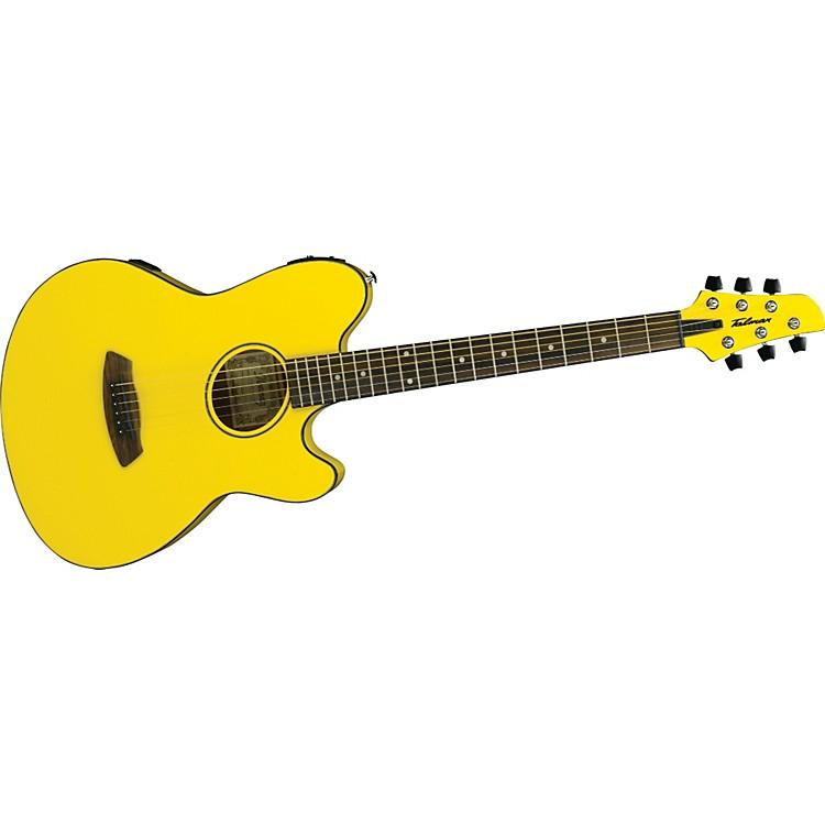 IbanezTCY15E Talman Double Cutaway Acoustic-Electric Guitar