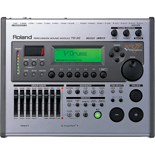 Roland TD-20 Percussion Sound Module