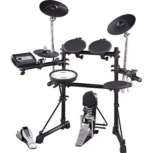 Roland TD-3SW V-Compact Electronic Drum Set-thumbnail
