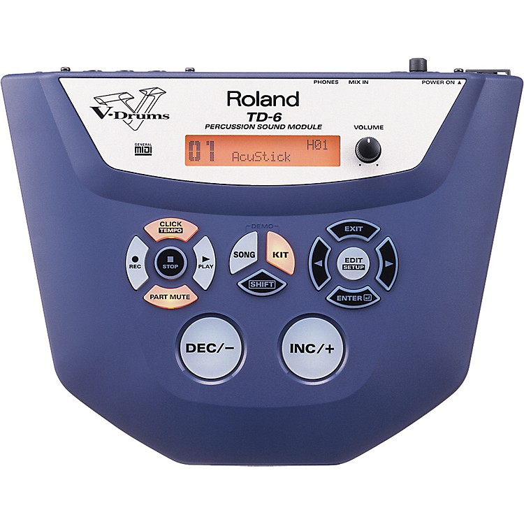 Roland TD-6 Percussion Sound Module