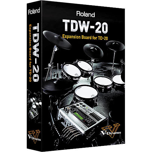 Roland TDW-20 Expansion Board for TD-20-thumbnail