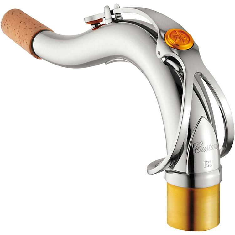 YamahaTE1 Series Custom E1 Tenor Saxophone NeckSilver-Plated