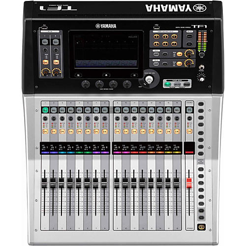 yamaha tf1 16 channel digital mixer musician 39 s friend