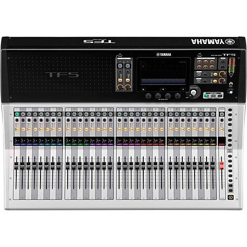 yamaha tf5 32 channel digital mixer musician 39 s friend